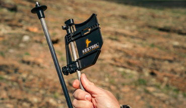 The new, lightweight monopod that should be in every hunter's pack.