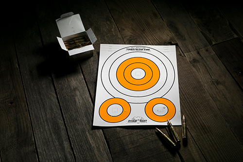 Rite-in-the-Rain Storm-Sight Targets