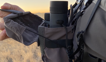 A harness built to suit the needs of the backcountry hunter.