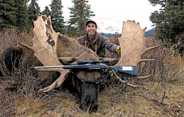 Andrew McKean BC moose