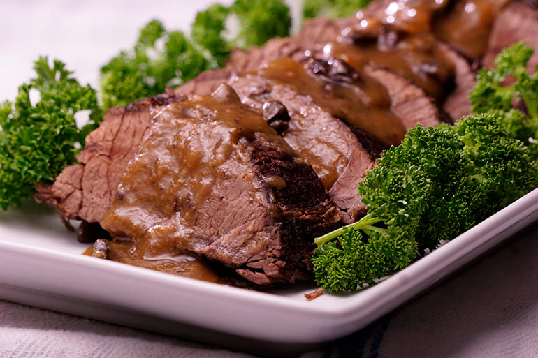 Bear Sauerbraten Recipe