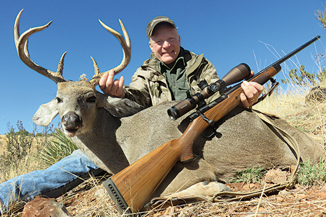 Follow Craig Boddington's pursuit for an elusive Coues deer south of the border!