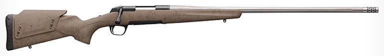 Browning X-Bolt Western Hunter Long Range Fiber Fusion