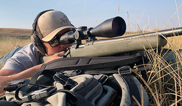 No matter what you are hunting, the Burris Signature HD 5-25x50mm scope will help you make accurate shots at extended ranges.