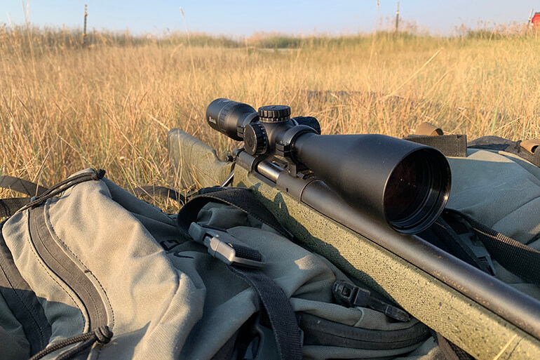 Burris Signature HD 5-25x50mm Scope Review