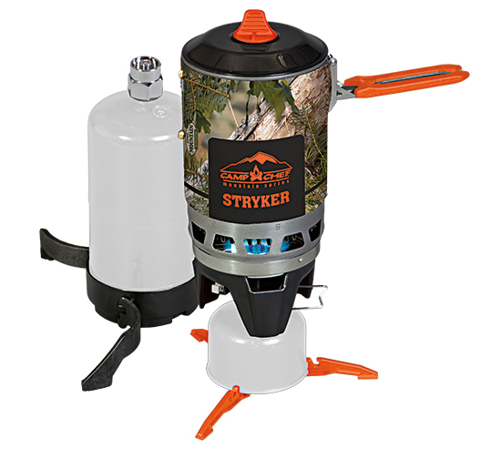 Camp Chef stove