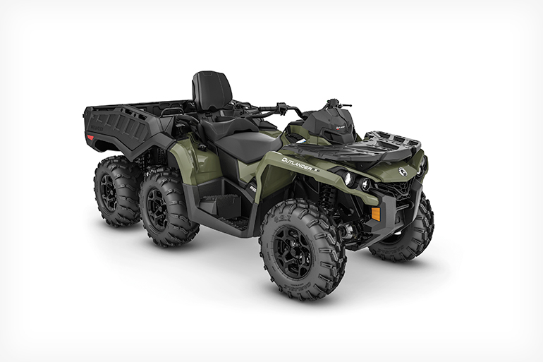 Can-Am Outlander MAX 6X6 DPS 450