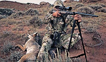 Coyote contests are under fire from anti-hunting organizations.