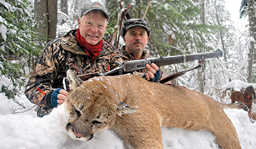 From bobcats to cougars and coyotes to wolves, make sure you're using enough gun power.