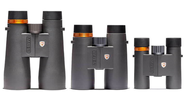 Maven Outdoor Equipment Company Optics