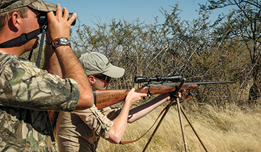 Buying your first rifle can be a daunting task.