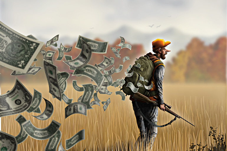The Impact of Leasing Land on Hunter Participation