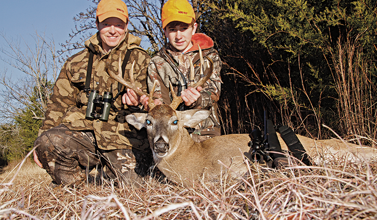 How to Make Hunting Fun for Kids