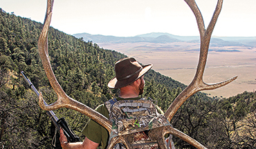 A successful western hunt doesn't begin with elk. You first need to develop some experience as well as skills.