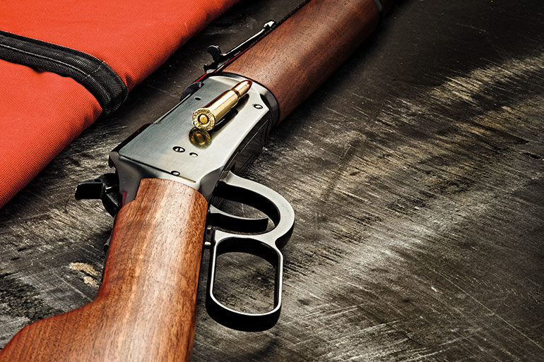 The Return of Lever-Action Rifles
