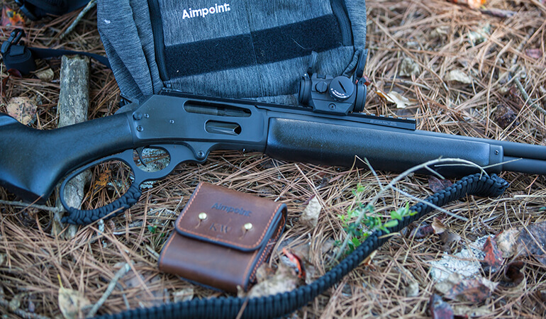 Rise of Lever-Action Rifles with Red Dot Sights
