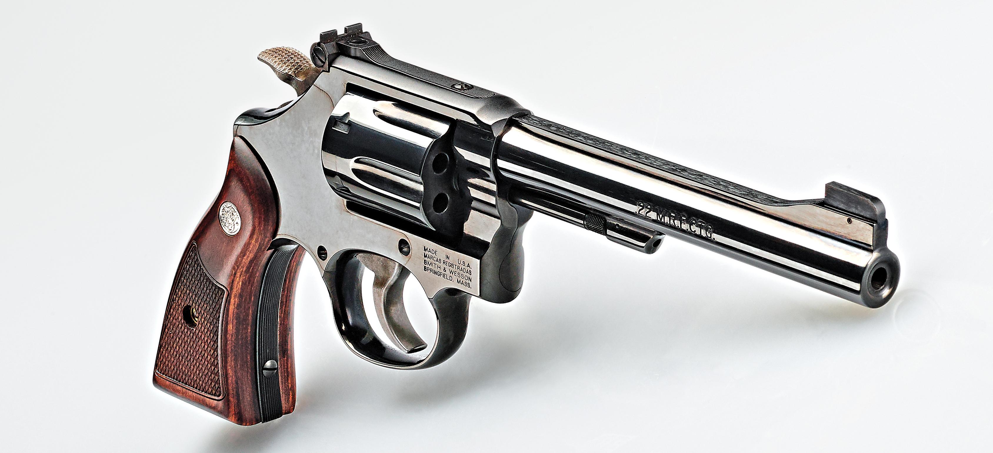 S&W Model 17