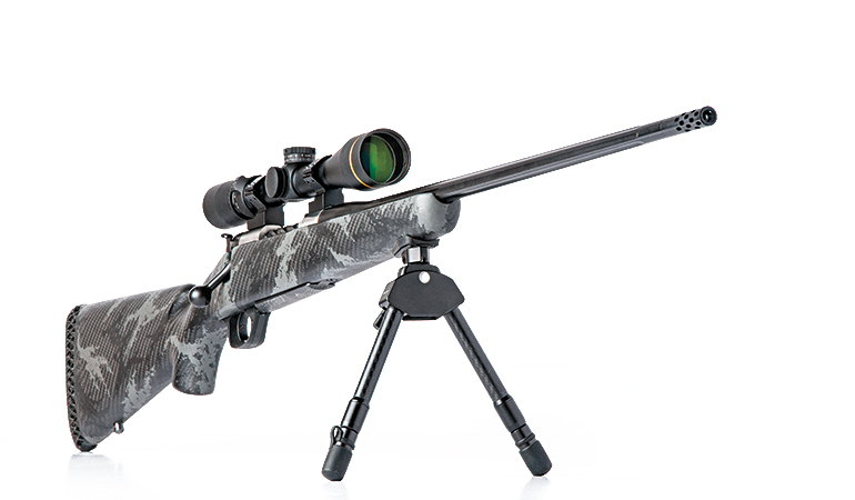 Weatherby's Best Mountain Rifle: Mark V Backcountry