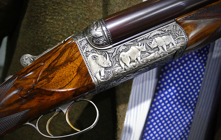Westley Richards Nitro Express