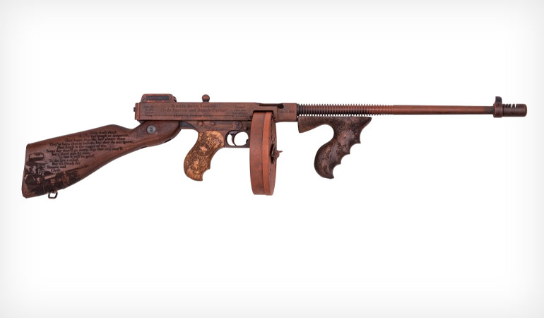 Thompson Auto-Ordnance Introduces the