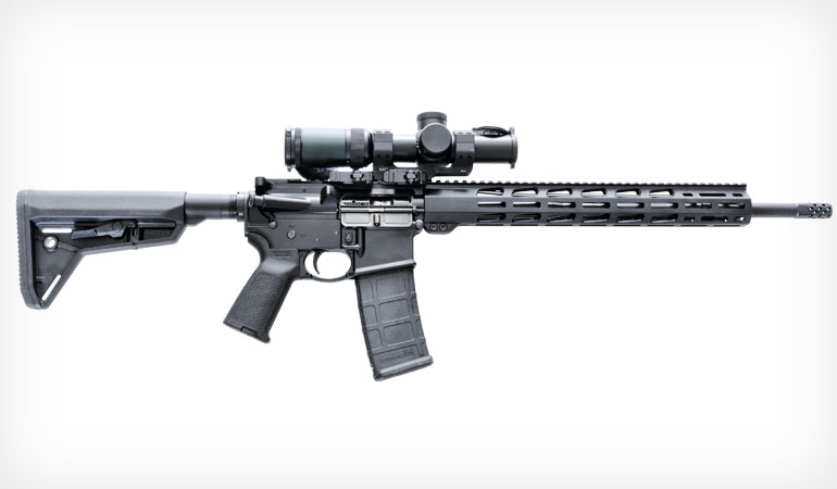 Review: Ruger AR-556 MPR