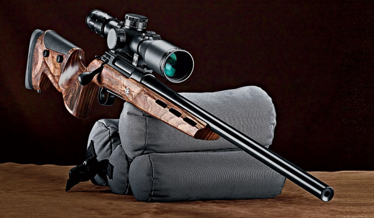 Review: Sauer 100 Fieldshot