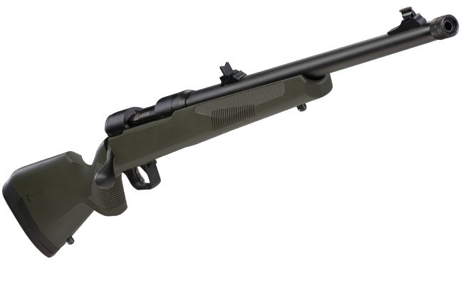 Savage's New Model 110 Hog Hunter