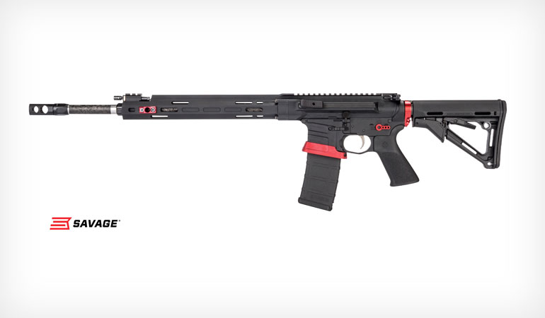 Savage Introduces MSR 15 Competition