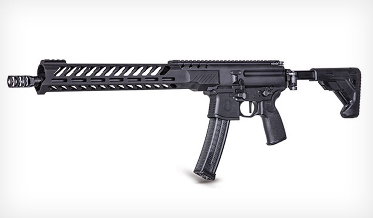 SIG SAUER's Enhanced MPX Pistol Caliber Carbine with Upgraded Features