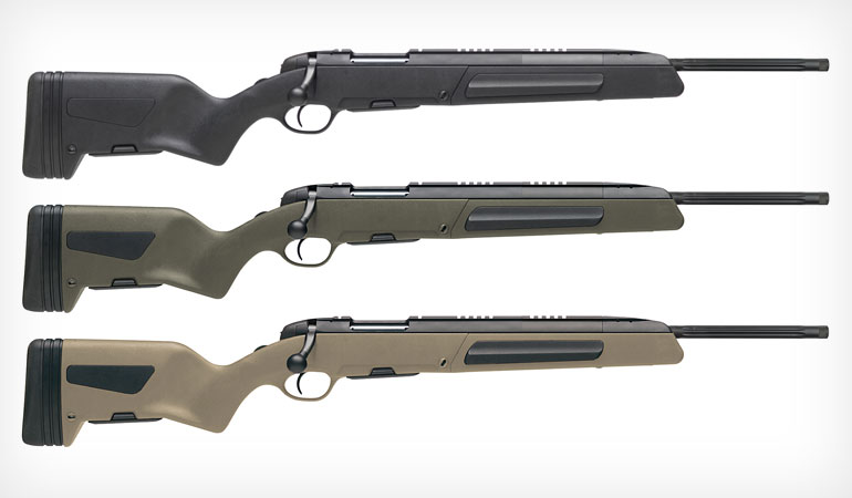 Steyr Arms USA Launches Scout Rifle in 6.5 Creedmoor