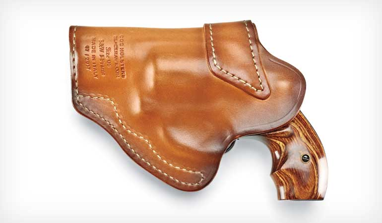 Blackhawk Premium Leather ISP Holster
