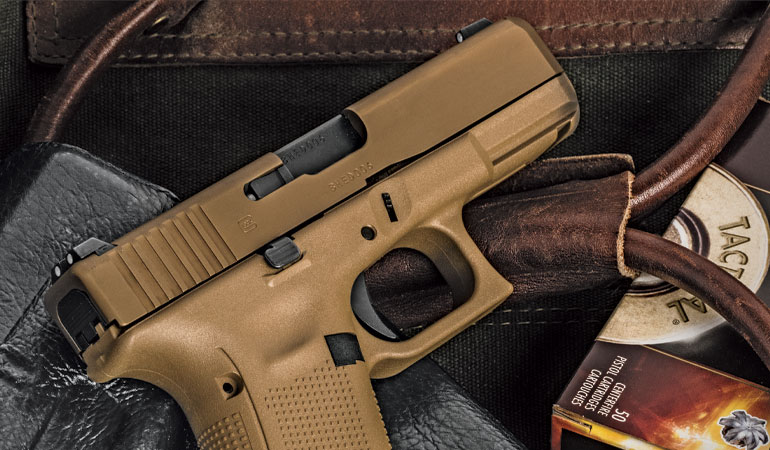 Review: Glock G19X