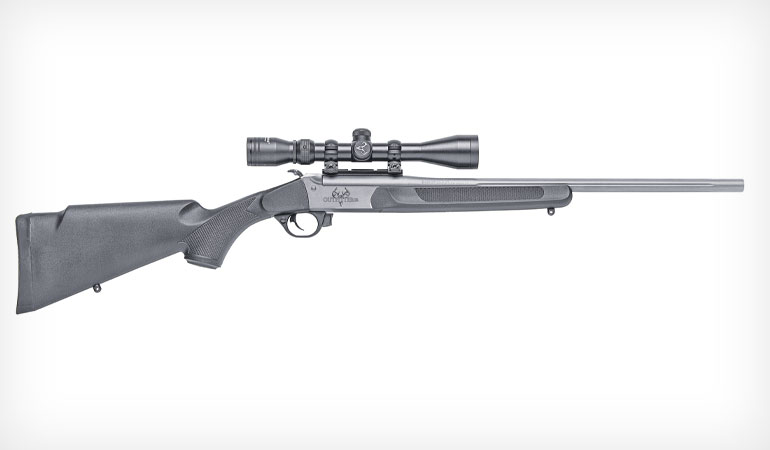 Review: Traditions Outfitter G2 Break-action Single Shot Rifle