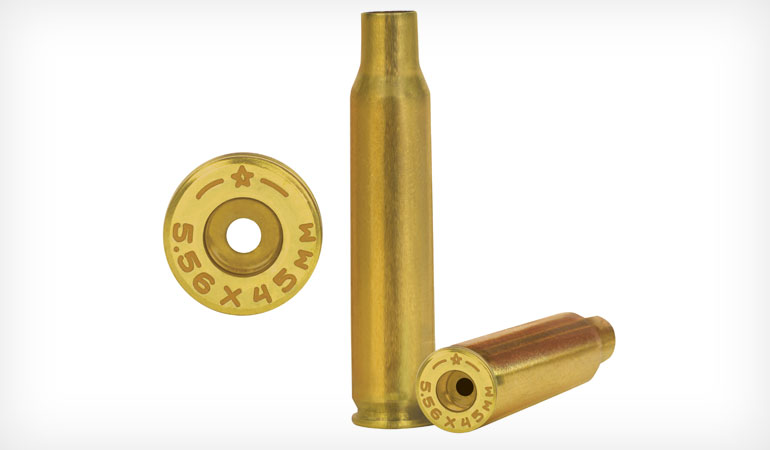 Starline Brass Now Offering 5.56x45mm Rifle Brass