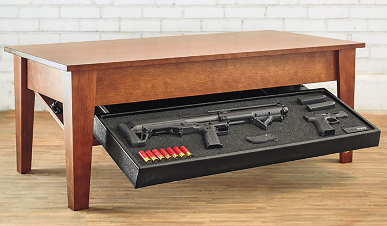 12 Ways To Hide Your Personal-Defense Firearms