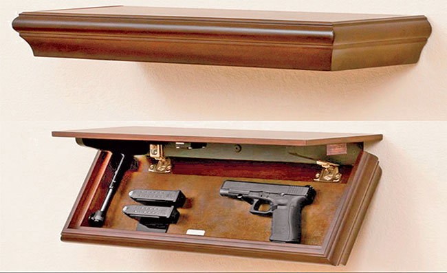 wall-attached-shelves-home-defense