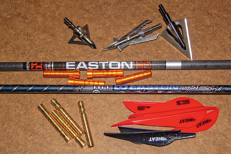 Choosing Arrows and Broadheads for Elk Hunting
