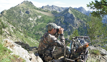 Use your knowledge of deer biology and apply it to specific topography and forest environments.