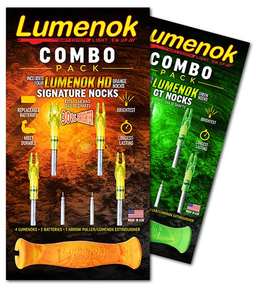 Lumenok Combo Pack