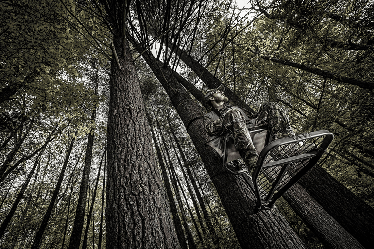 Review: Millennium M100U Ultralite Hang-On Treestand