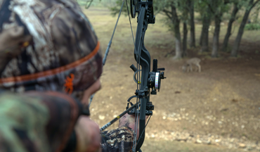 It's important for bowhunters to adapt to the ever-changing scenarios & shot angles on the fly.