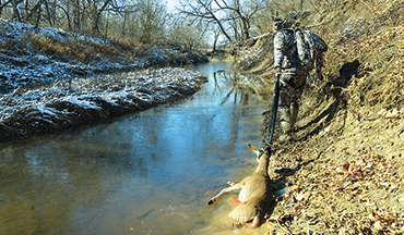 When dueling it out on Oklahoma public land, it's best to dig in and keep hunting hard.