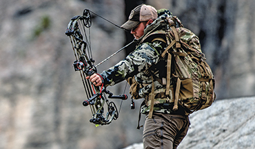 Minimizing pin movement while aiming is critical to success, whether you're punching paper or the vitals on a big buck.
