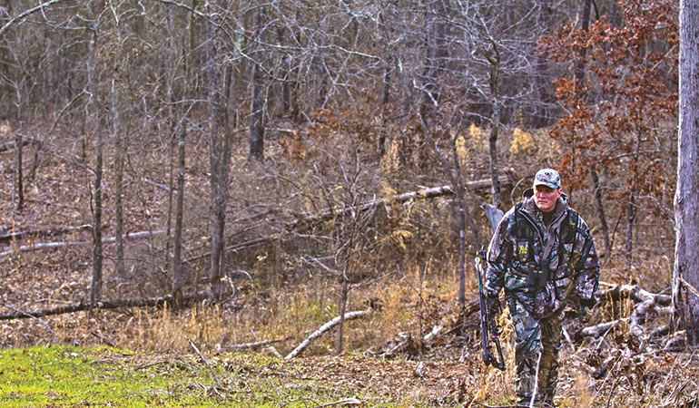 Change Up Your Hunting Strategy to Fool Bucks