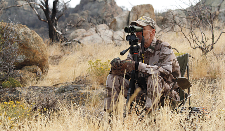 Lessons for a Lifetime of Efficient Hunting