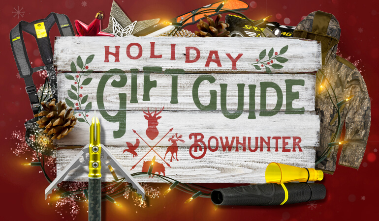 2020 Bowhunter Holiday Gift Guide