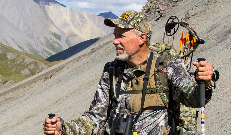 Follow these tips to choose the right camo and remain out of sight, even when there's little cover.