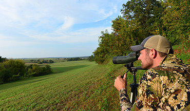 Don't ruin your chances of tagging a big buck this fall.