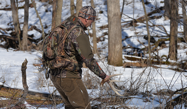 5 Shed Hunting Strategies