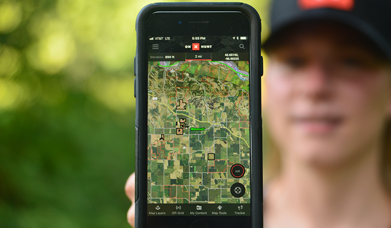 Deer from Above: Aerial Photography for Bowhunting